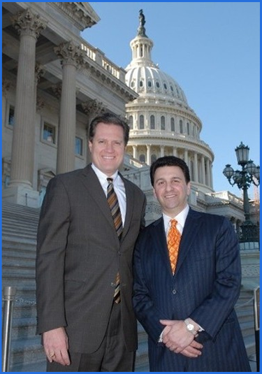 Congressman Michael Turner and Andy Bloom